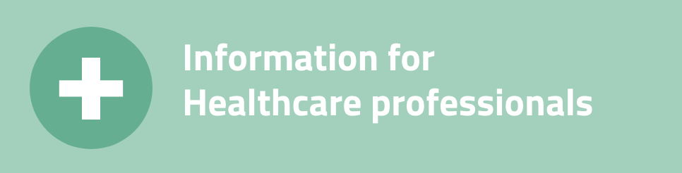 Information for Healthcare professionals